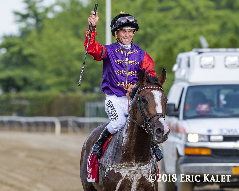 Brown Castellano Dubb Named Top Performers At Belmont