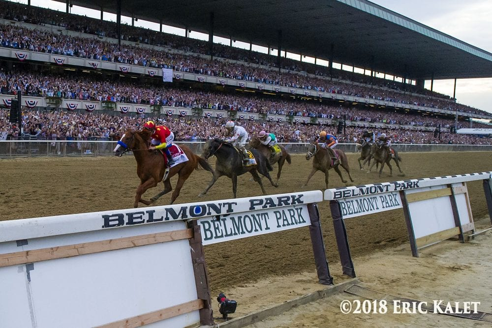 Nyra Unveils 20 Cent Two Day Pick 6 Wager For Belmont Stakes Festival Horse Racing News Paulick Report