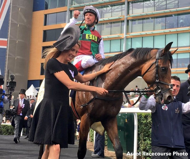 Gunther Owned Son Of Frankel Without Parole Delivers In