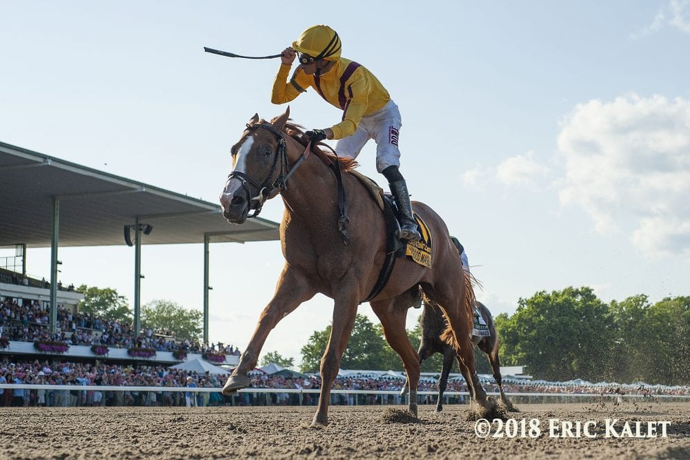 Big Horse Good Magic Exits Haskell In Good Order On To