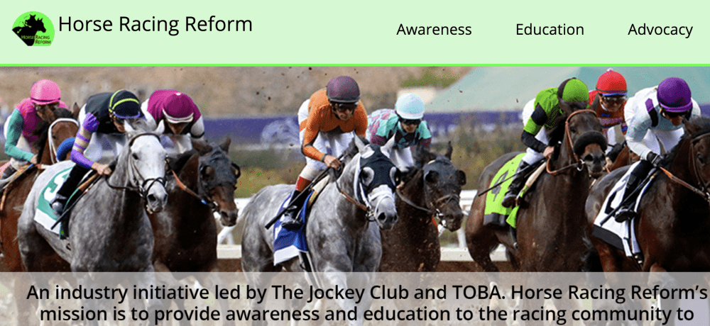 Jockey Club, TOBA's Horse Racing Reform Launches Improved