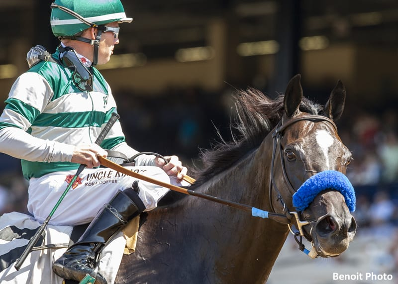 Yuvetsi Surprises At 9 1 In Rancho Bernardo Horse Racing