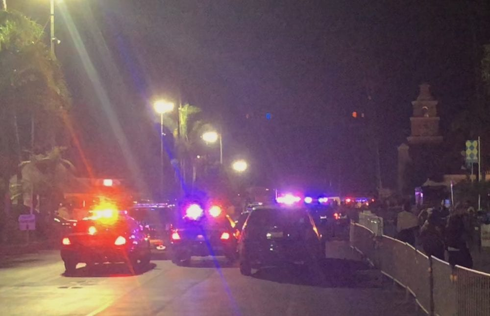 Shooting breaks out at California's Del Mar race track