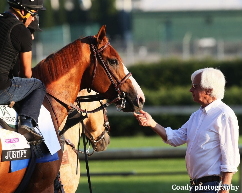 Triple Crown victor  Justify failed drug test before Kentucky Derby