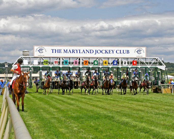Maryland Jockey Club To Offer 65 Stakes 9 2 Million