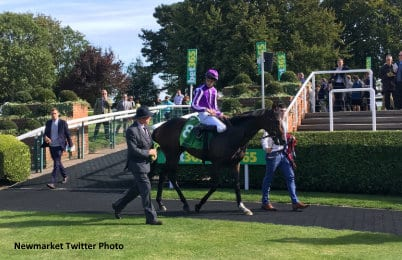 Mohawk Tops O Brien Trifecta In Juddmonte Royal Lodge