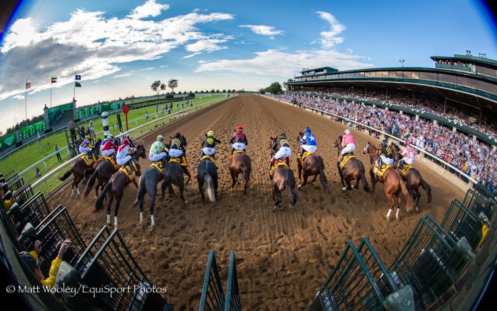 Breeders Cup Challenge 2020.10 Breeders Cup Challenge Races Part Of Keeneland S Record