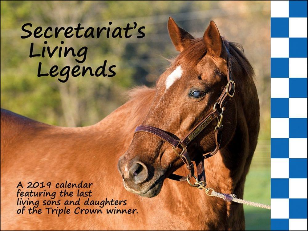 New Calendar Celebrates Secretariat's Last Living Offspring ...