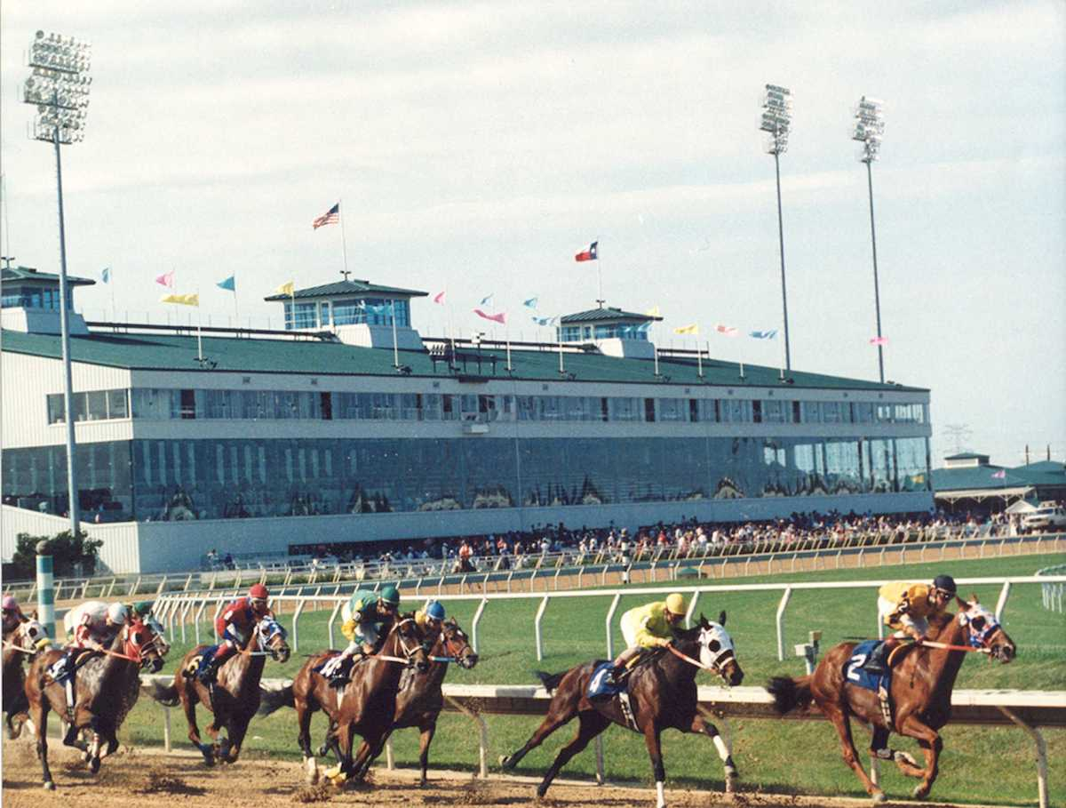 Sam Houston Race Park Hoping To Build Overnight Purses
