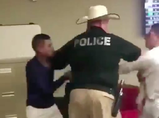 Video Of Jockeys Room Fight At Will Rogers Downs Goes Viral