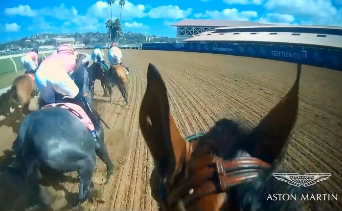 Breeders Cup To Premiere Live Virtual Reality Broadcast