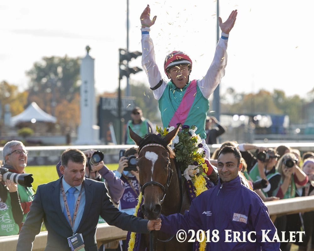 Frankie Dettori Again Captures World S Best Jockey Honor
