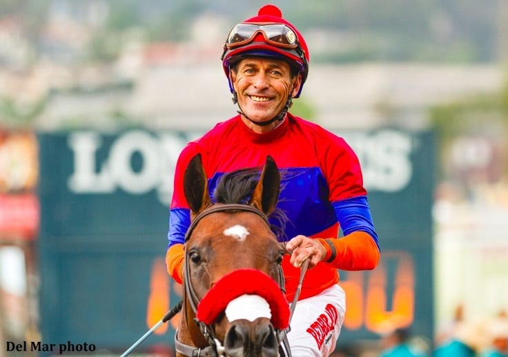 Thankful Stevens To Be Honored Saturday At Del Mar