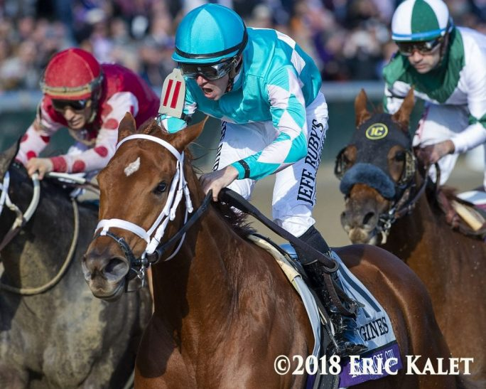 Monomoy Girl To Race Next Year But Skip Pegasus World Cup Horse Racing News
