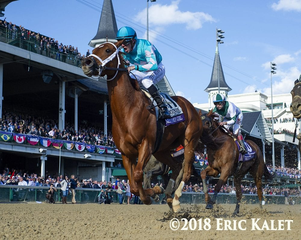 Champion Monomoy Girl Records First 2019 Breeze April 14