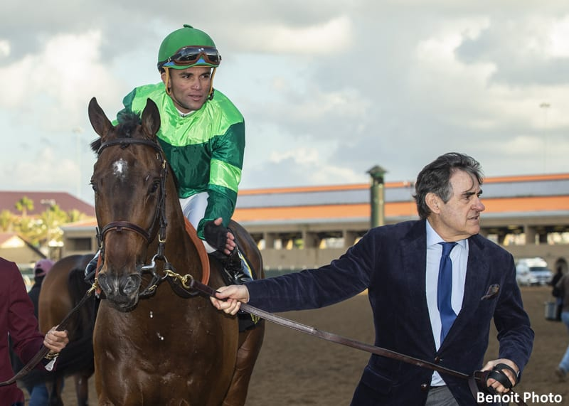 Turf Milers Get Nbc Spotlight For Win And You Re In