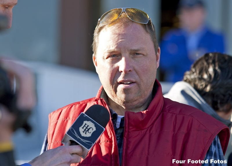 Midwest Trainer Scott Becker Ramps Up Florida Presence - Horse