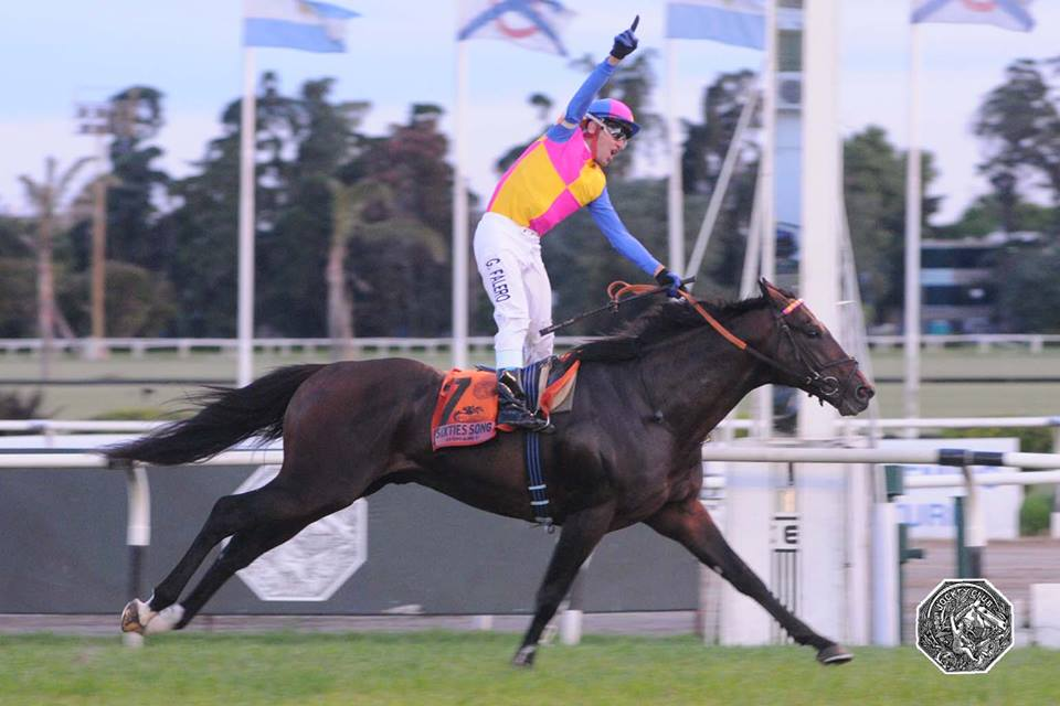 Sixties Song Arg Leads Field Of 19 Vying For Gran Premio