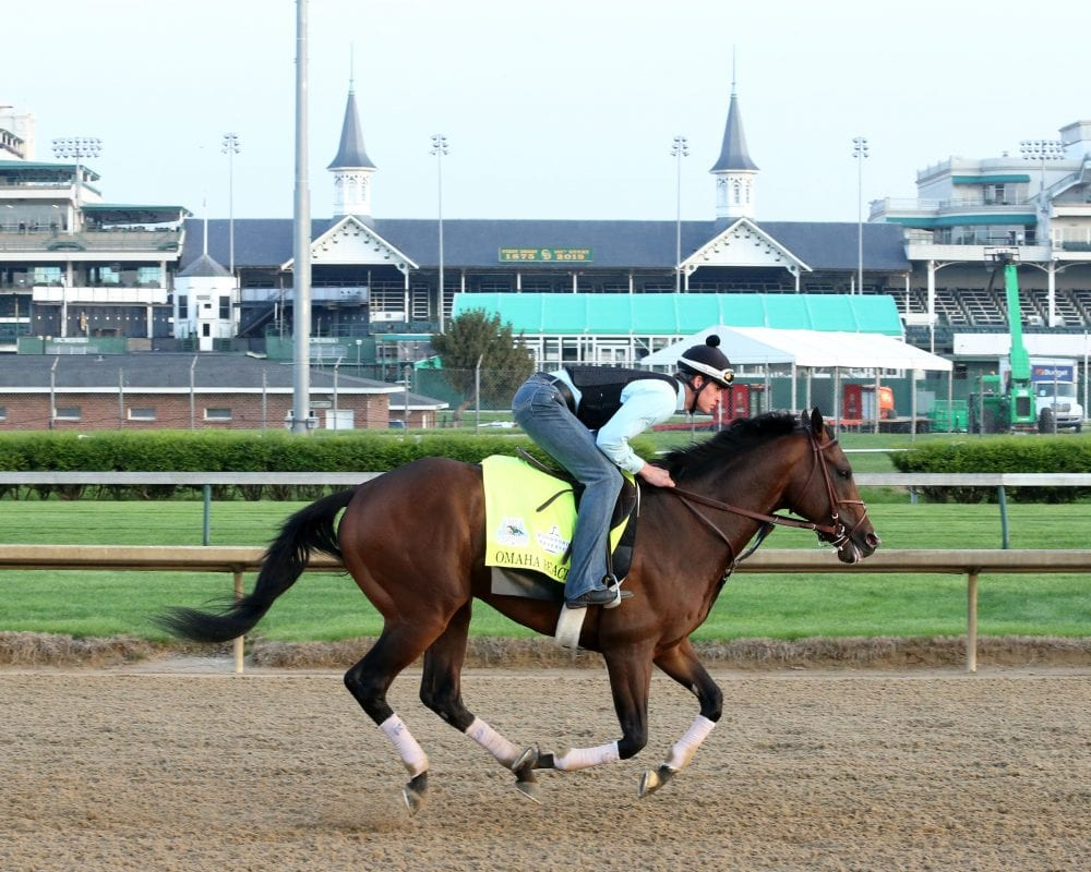 Kentucky Derby Notes Code Of Honor Arrives Omaha Beach