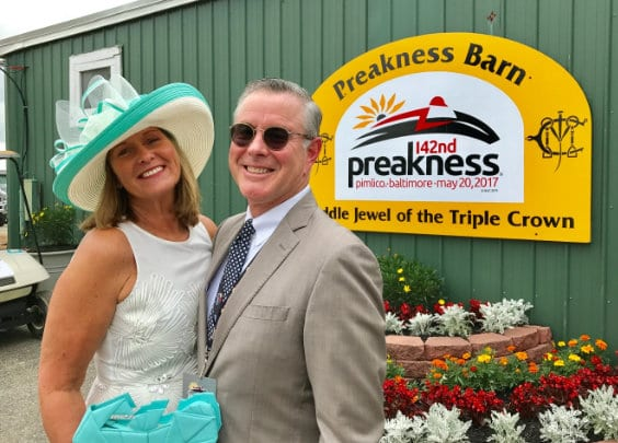 Steve Byk To Be Honored With Old Hilltop Award At Pimlico