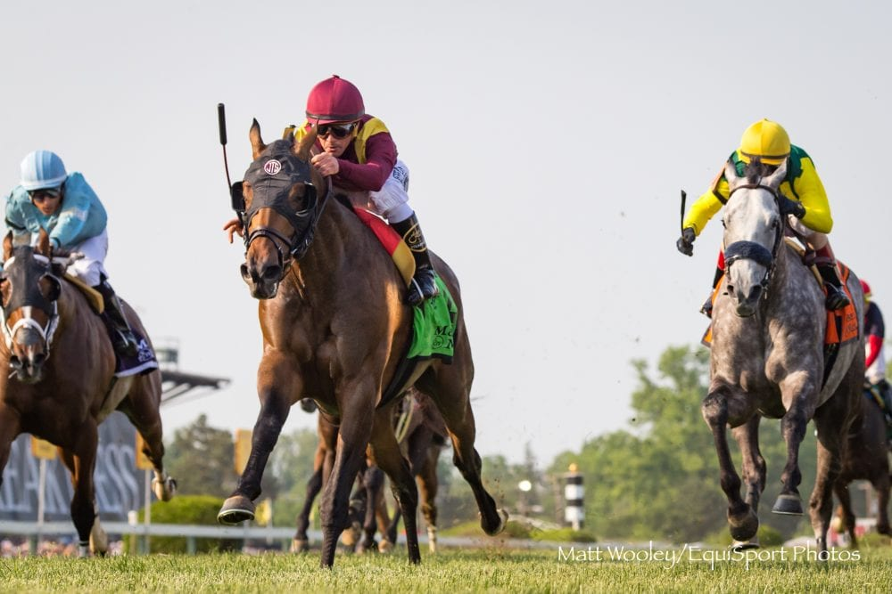 Return To Turf Possibly Breeders Cup Mile Could Be In