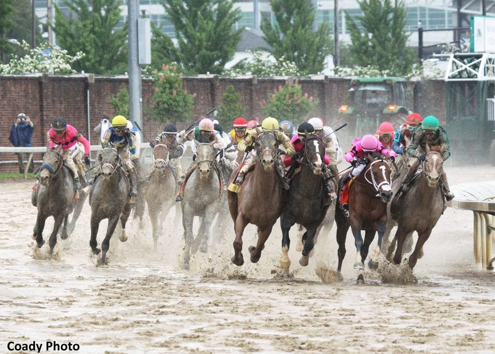 Maximum Security will not run in Preakness