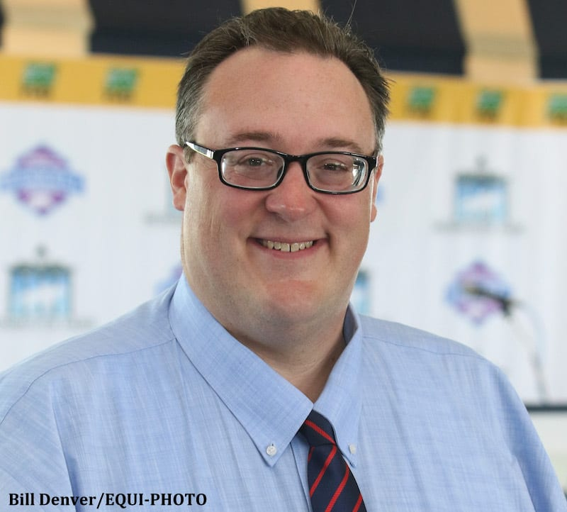 Colonial Downs Names Jason Beem New Track Announcer