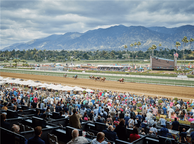 Chrb Approves 2020 Race Dates For Santa Anita Del Mar