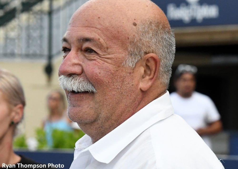 Venezuelan Former Veterinarian Lichoa Saddles First