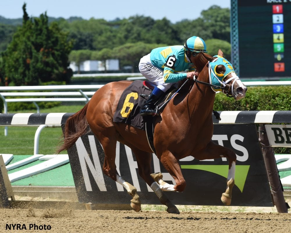 Debut Winner Time Limit Steps Into Stakes Company In