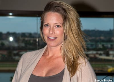 Melissa Margolis Wagers Across The Board To Lead Del Mar
