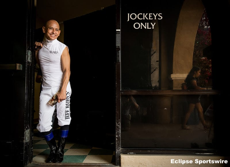 Top Jockeys Of All Ages Set For Competitive Santa Anita