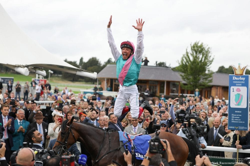 Enable camp aware of pitfalls in Yorkshire Oaks