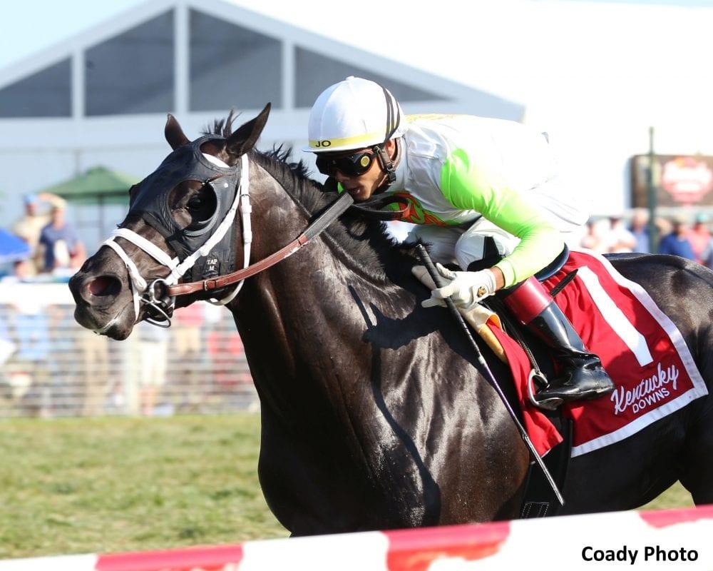 Jose Ortiz Doubles Up In Dueling Grounds Derby, Oaks - Horse