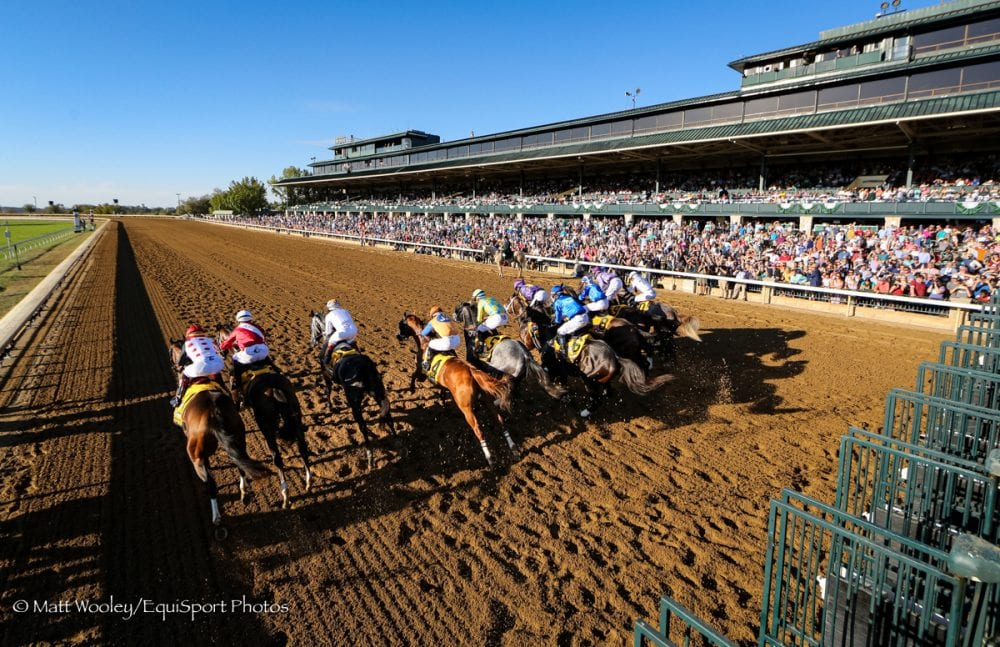Keeneland Pick 5 Pays Out Record 308 872 On Saturday