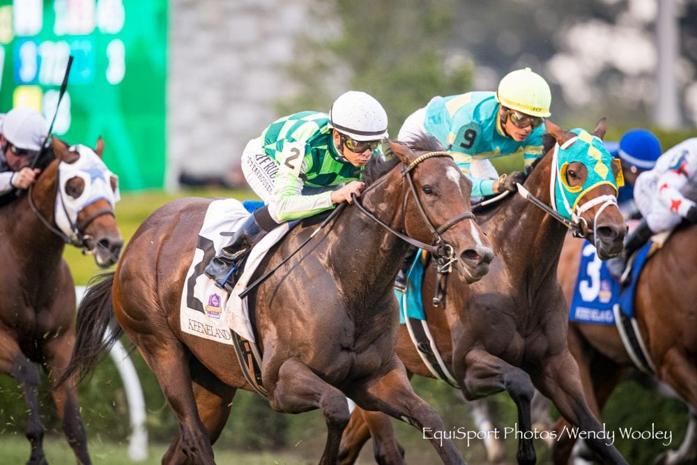Ward Adds Another Filly To Breeders Cup Juvenile Turf