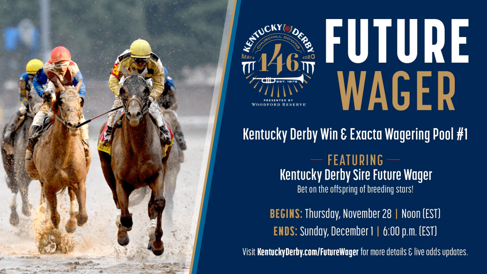 kentucky derby futures betting odds