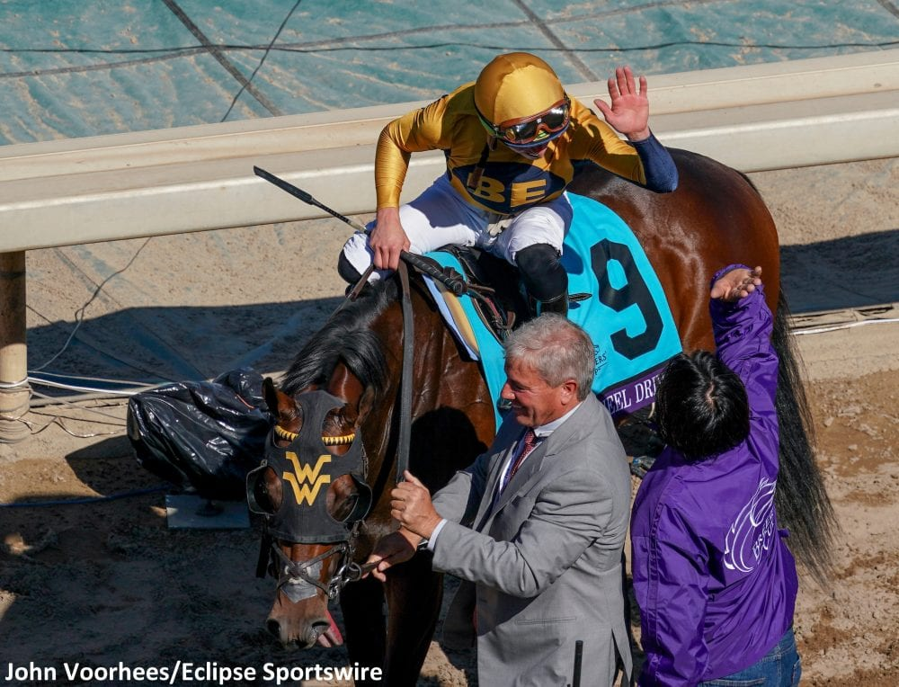 Bloodlines Presented By The Virginia Thoroughbred Association: American Pharoah Off To Soaring Start - Horse Racing News | Paulick Report