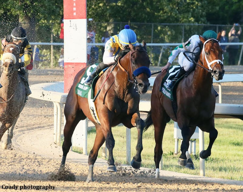 Straight Sets Nadal Takes Second Division Of Arkansas Derby For Baffert Sweep Horse Racing News Paulick Report