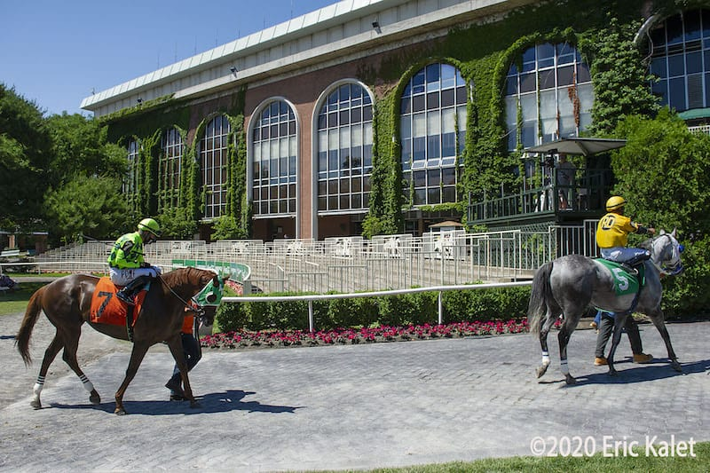 Live updates from the 152nd Belmont Stakes