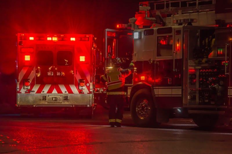 Racehorses Die In Fiery NJ Turnpike Crash