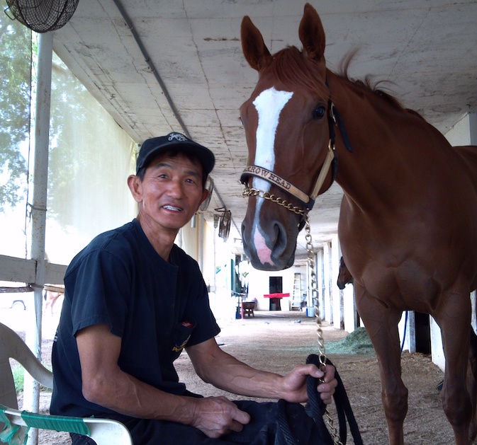 Breeders' Cup Presents Connections: Akifumi Kato's 50 Years Riding Winners 'Went By Quick'