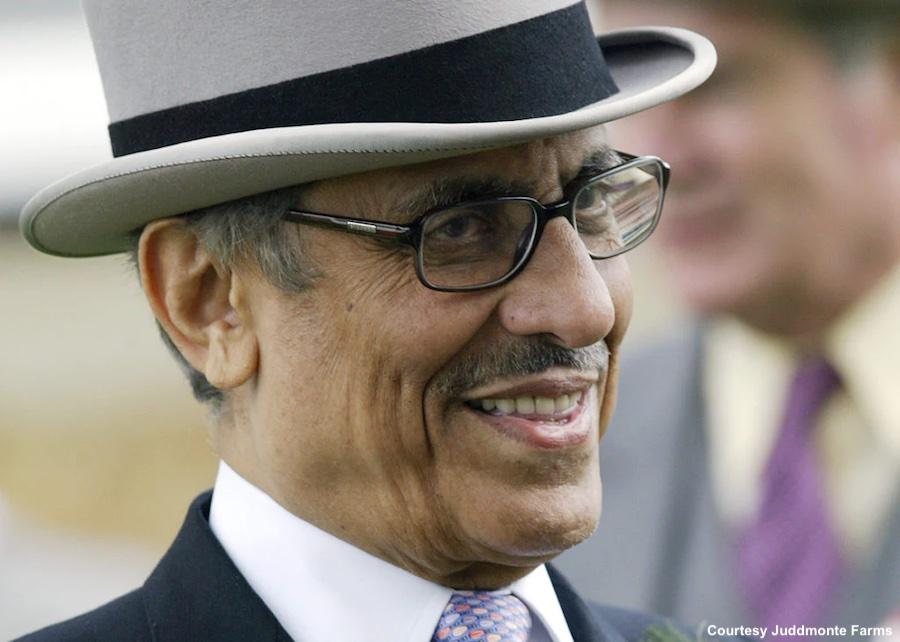 Juddmonte Farms Owner Prince Khalid Bin Abdullah Al Saud Dies